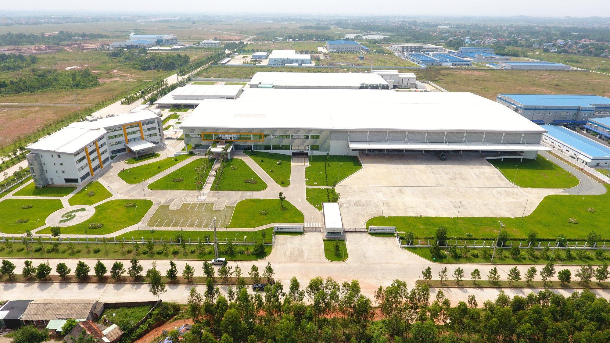 Vĩnh Phúc: Thu hút đầu tư vào các Khu công nghiệp