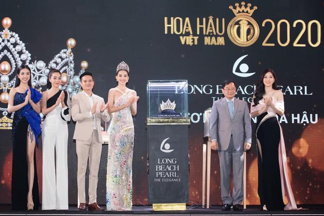 Vương miện Hoa hậu Việt Nam 2020 xuất hiện trên trang chủ Miss World - Ảnh 3.