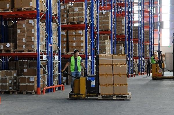 Chi phí logistics cao, làm giảm sức cạnh tranh của doanh nghiệp - Ảnh 1.