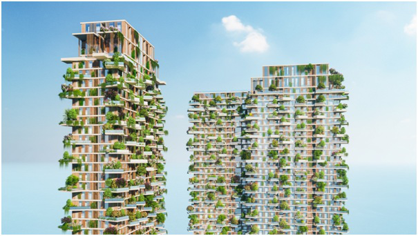 Dự án Sol Forest Ecopark được hàng loạt báo quốc tế xướng tên - Ảnh 2.