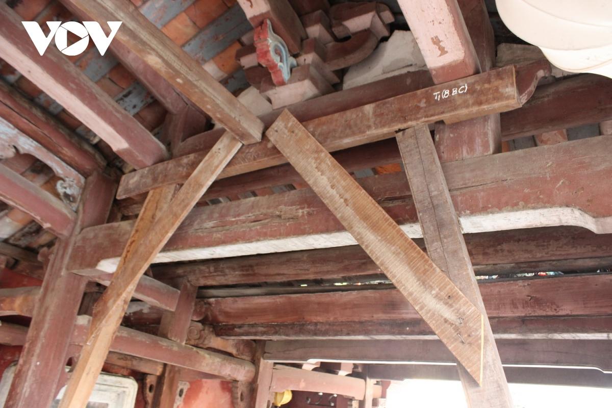 Nhiều di tích ở Hội An xuống cấp trầm trọng sau mưa lũ - Ảnh 2.