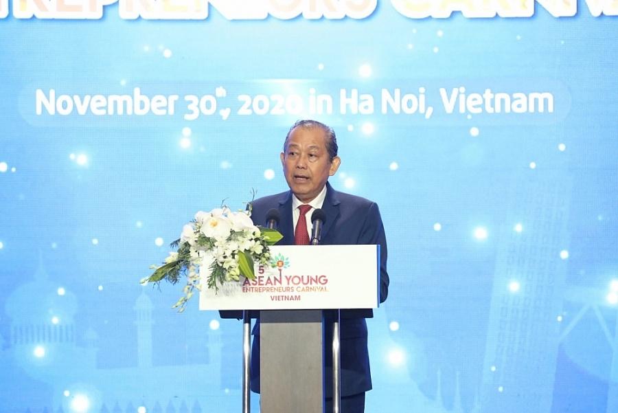 Tăng cường hợp tác, kết nối trong khối doanh nhân trẻ ASEAN - Ảnh 1.