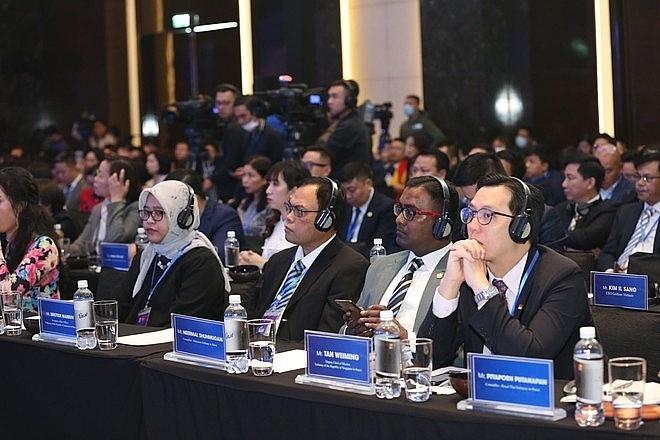 Tăng cường hợp tác, kết nối trong khối doanh nhân trẻ ASEAN - Ảnh 2.