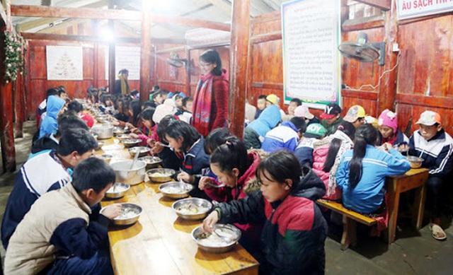 Lào Cai: Siết chặt quản lý các bếp ăn tập thể trường học - Ảnh 1.