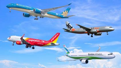 Các hãng máy bay đồng loạt bán hàng triệu vé Tết 2021  - Ảnh 1.
