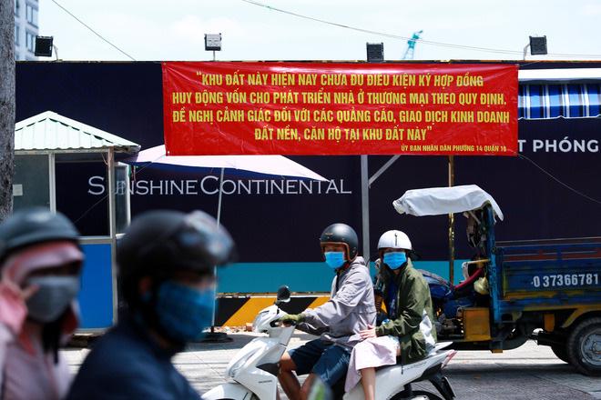 Quận 10 lần thứ 3 cảnh báo thông tin không đúng sự thật về dự án căn hộ Sunshine Cotinental - Ảnh 2.