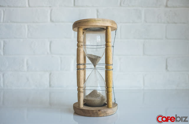 Cách bạn bán thời gian, quyết định giới hạn trên trong cuộc sống của bạn - Ảnh 2.