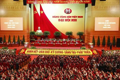 Phiên trù bị Đại hội lần thứ XIII Đảng Cộng sản Việt Nam  - Ảnh 3.
