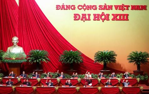 Phiên trù bị Đại hội lần thứ XIII Đảng Cộng sản Việt Nam  - Ảnh 2.