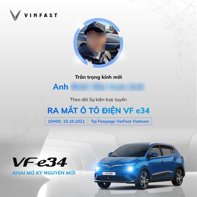 VinFast VF e34 ra mắt tại Việt Nam ngay trong tháng 10 - Ảnh 1.