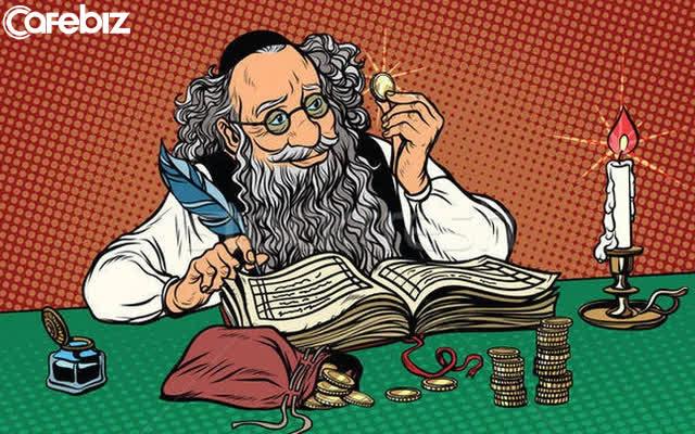 Tư duy người Do Thái: Một người bình thường cũng có thể trở nên giàu có nếu tuân thủ 3 nguyên tắc! - Ảnh 3.