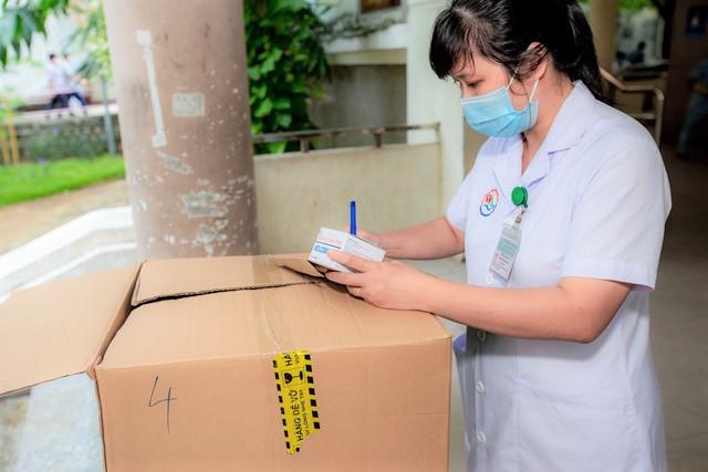 Tin vui: Việt Nam có thêm 1 triệu viên thuốc Molnupiravir điều trị Covid-19 - Ảnh 2.