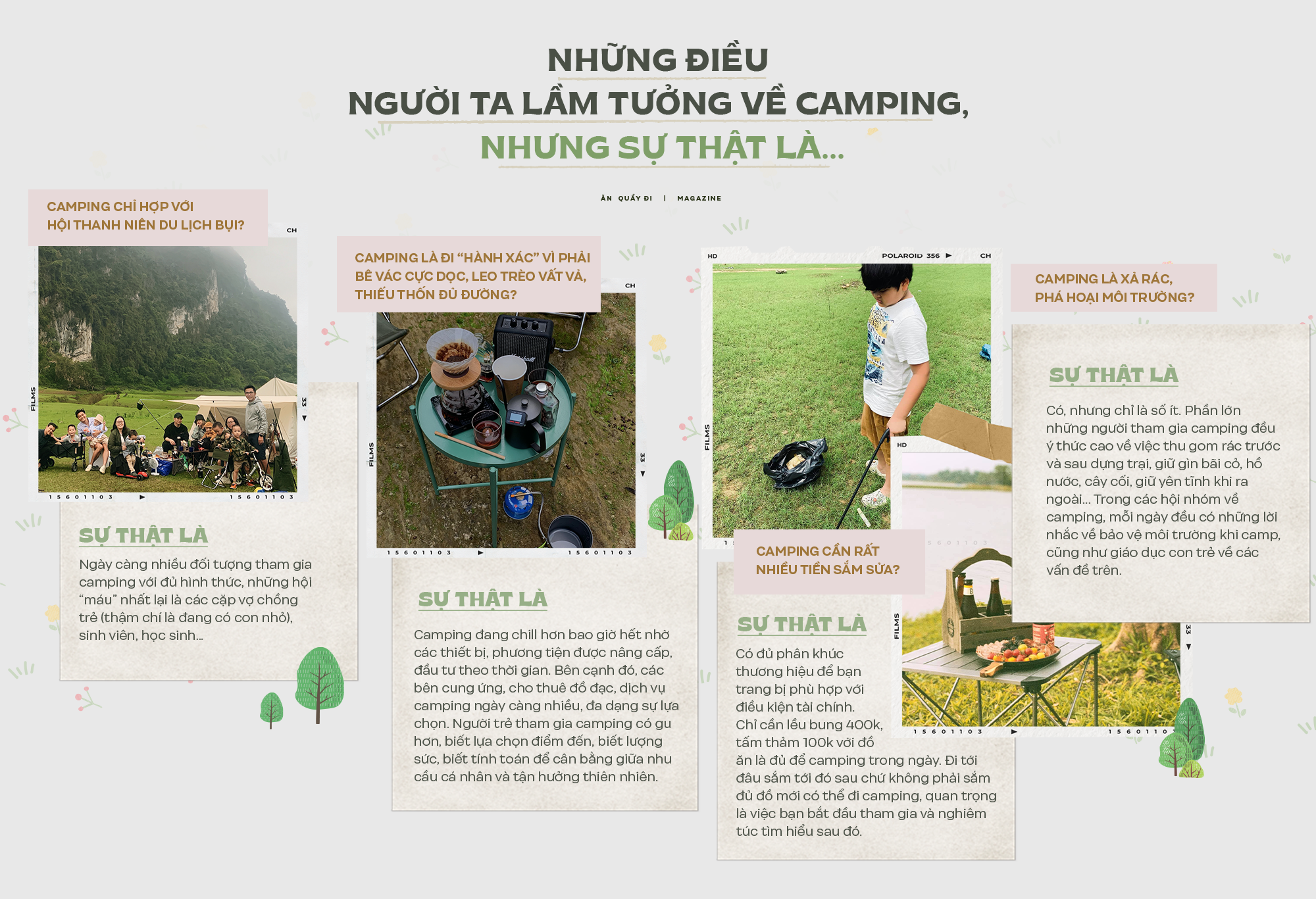 """Đổi """"vị"""" du lịch với một món thật khác lạ, trải nghiệm ngay trào lưu camping """"hot hit"""" nhất lúc này! - Ảnh 2."""