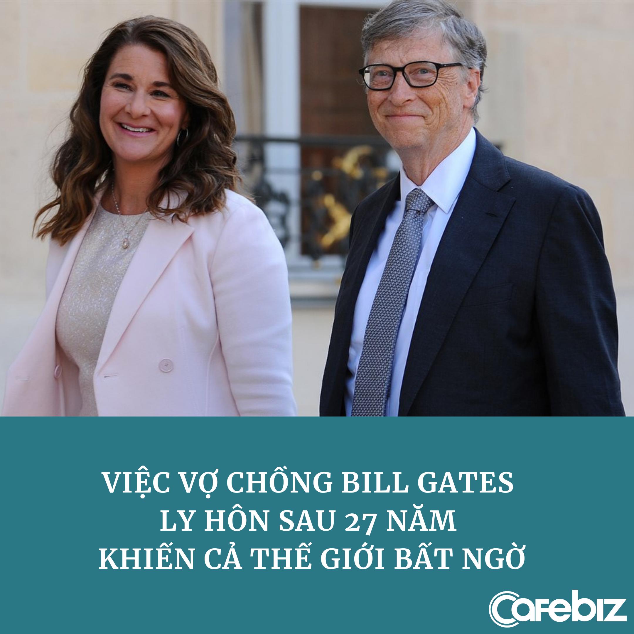 Bà Melinda gọi cuộc hôn nhân với Bill Gates là 'không thể cứu vãn', từ chối hỗ trợ lẫn nhau sau chia tay - Ảnh 1.