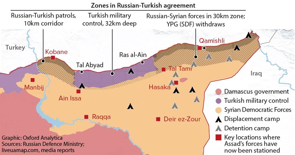 NÓNG: Quân cảnh Nga bị phục kích gần vị trí Thổ ở Syria - những hình ảnh kinh hoàng! - Ảnh 3.