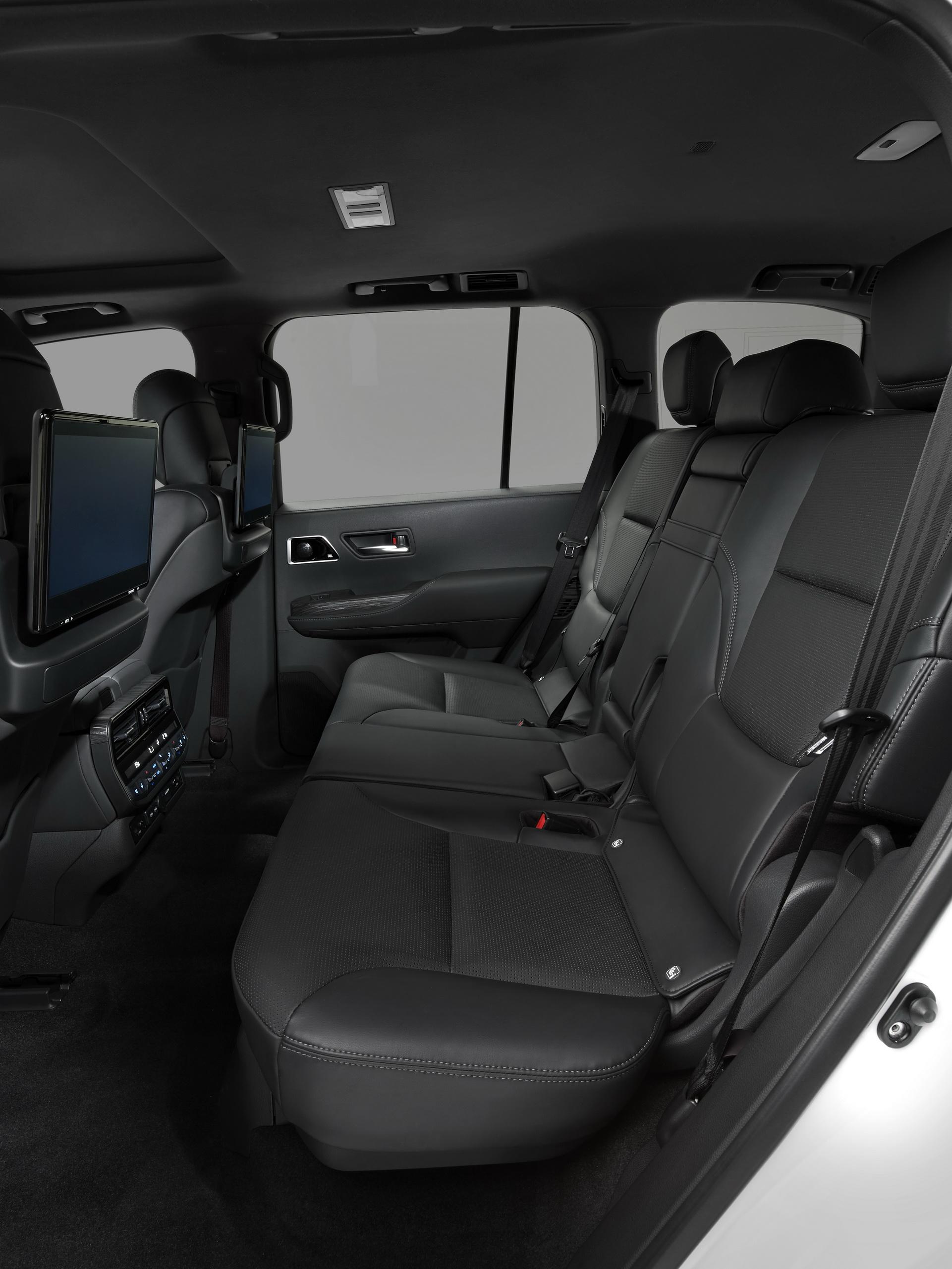 Toyota Land Cruiser 2022 ra mắt: Kiểu dáng mới, động cơ tăng áp, nhiều tính năng hỗ trợ offroad - Ảnh 7.