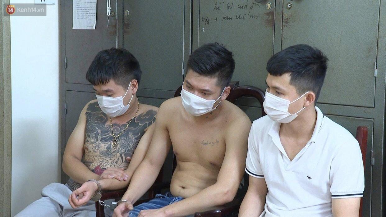 Bất chấp quy định phòng dịch, gần 40 nam nữ thanh niên mở tiệc ma túy bay lắc trong quán karaoke - Ảnh 5.