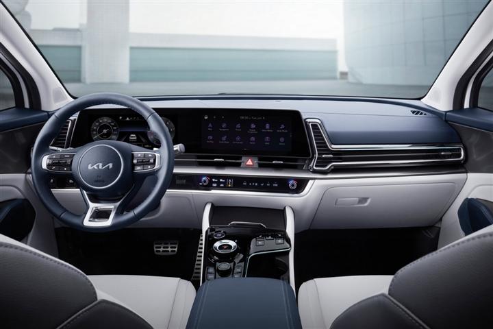 Kia Sportage đẹp khó cưỡng, bầu trời công nghệ phả hơi nóng Mazda CX-5, Hyundai Tucson - Ảnh 6.