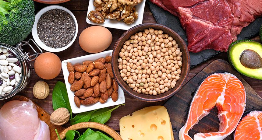 Protein là gì? Tác dụng và các loại protein - Ảnh 1.