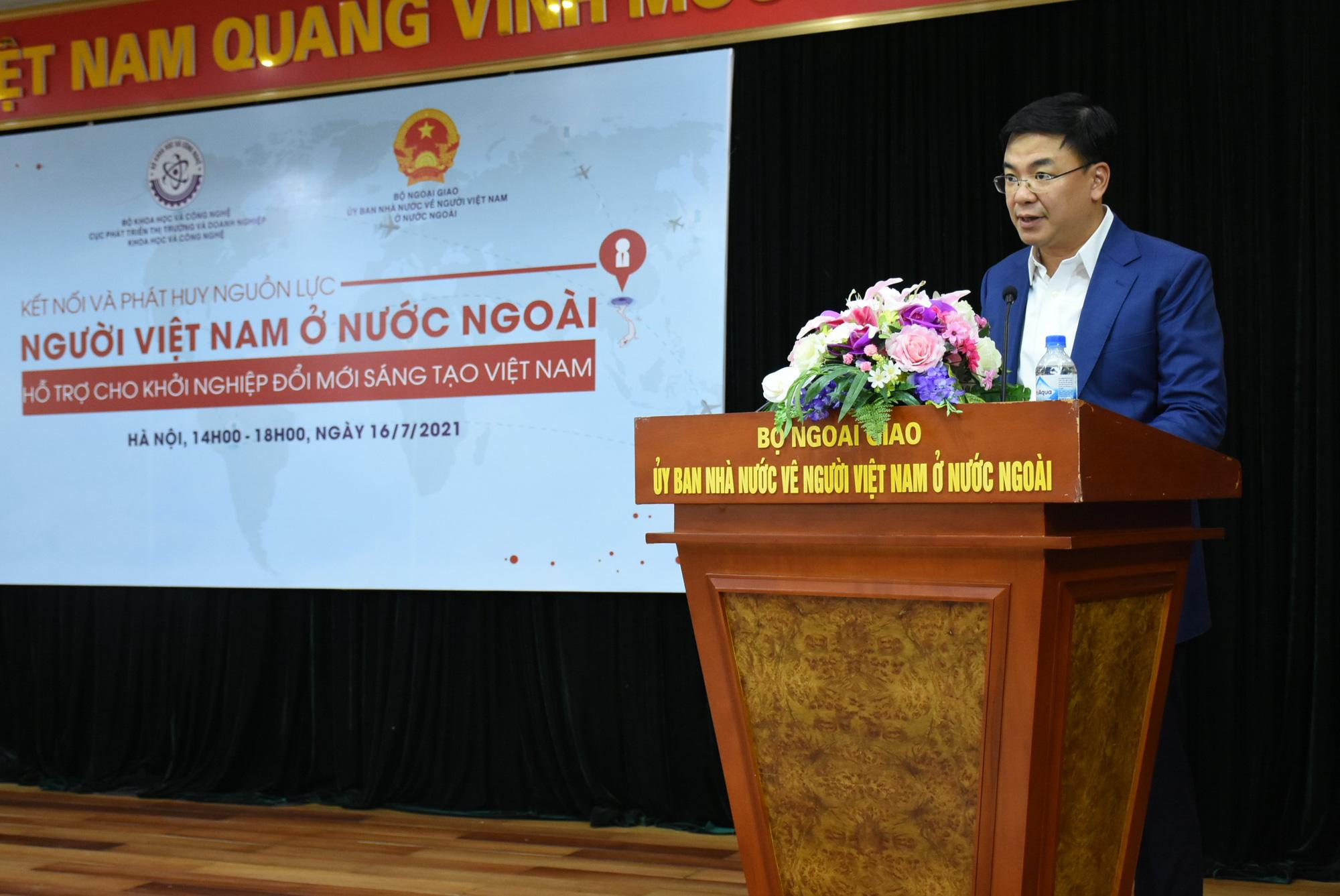 Tập hợp nguồn lực người Việt ở nước ngoài hỗ trợ hệ sinh thái khởi nghiệp của Việt Nam - Ảnh 1.