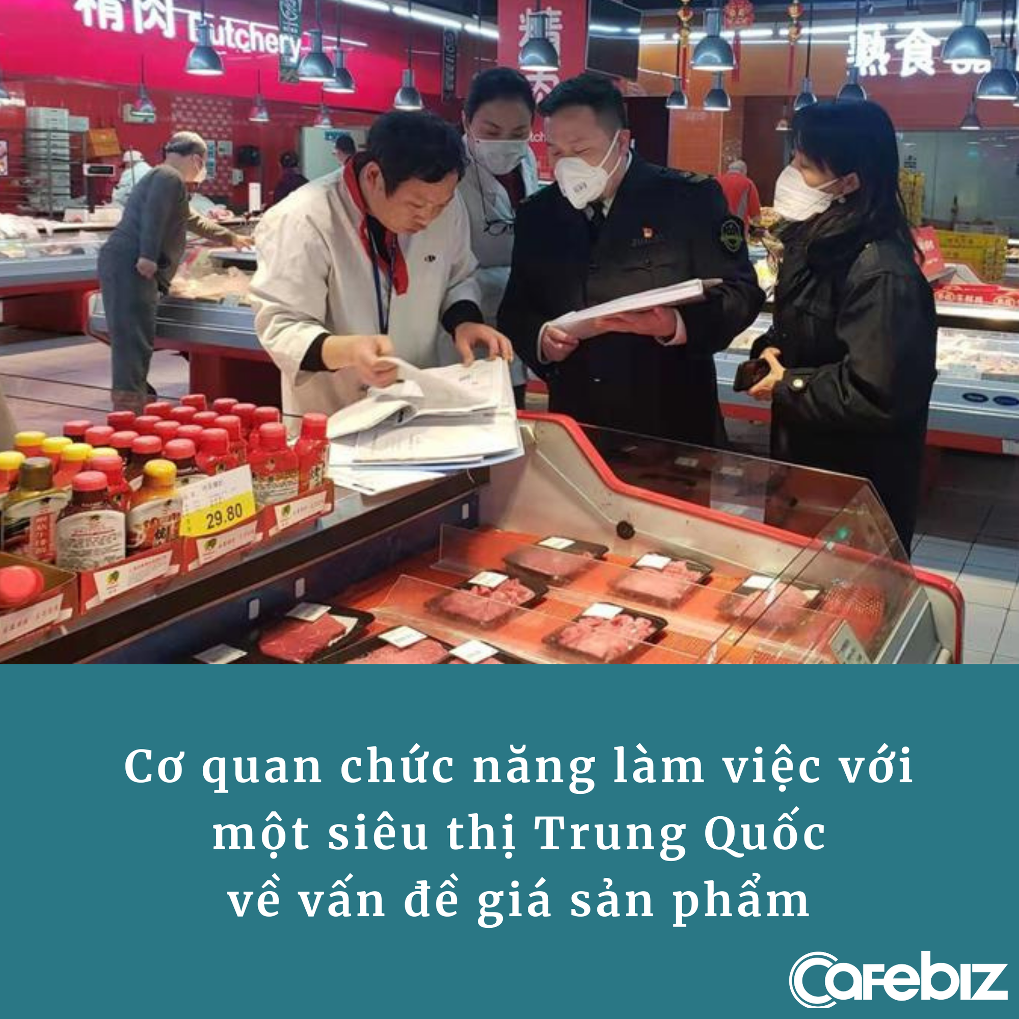 Tranh thủ Covid-19 tăng giá rau diếp 8 lần, bắp cải 5 lần, một siêu thị bị phạt 286.000 USD - Ảnh 1.