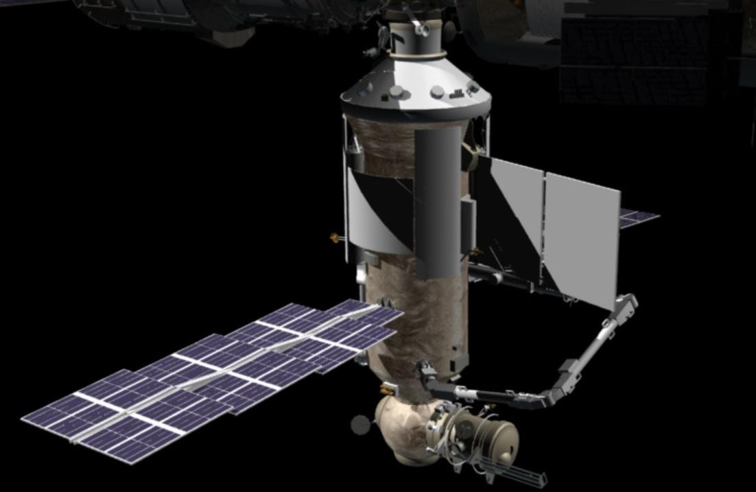 Nga phóng cỗ máy 22 tấn lên vũ trụ: Chuẩn bị ghép nối, sẽ có cỗ máy khác rơi trở lại khí quyển - Ảnh 1.