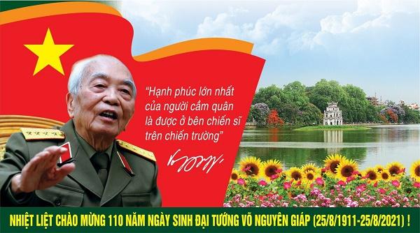 Triển lãm trực tuyến 'Đại tướng Võ Nguyên Giáp - Vị tướng huyền thoại' - Ảnh 1.