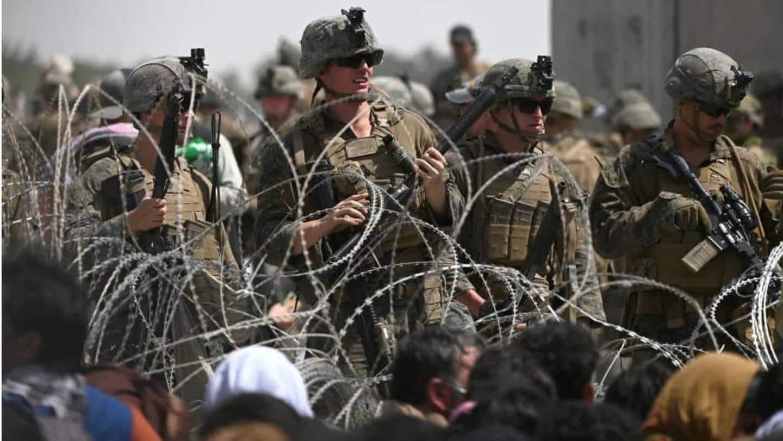 """Taliban sợ cựu TT Donald Trump """"như sợ cọp"""": Đừng đùa với hỏa lực và cơn thịnh nộ! - Ảnh 1."""