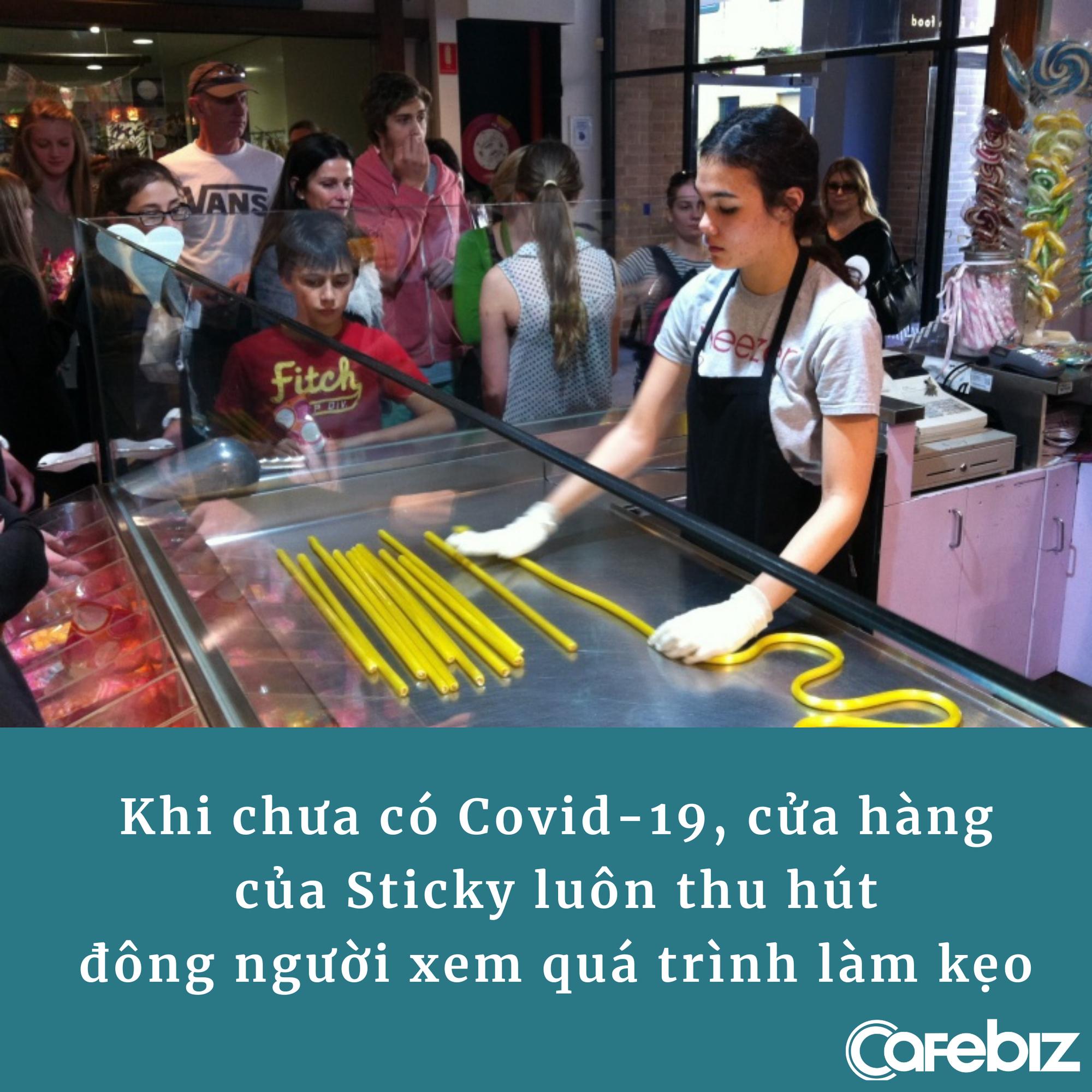 Sắp 'toang' vì Covid-19, chủ hàng kẹo vô danh dùng 25 USD làm marketing, sau hơn 1 năm có 5,5 triệu follower trên MXH, chốt đơn mỏi tay - Ảnh 1.