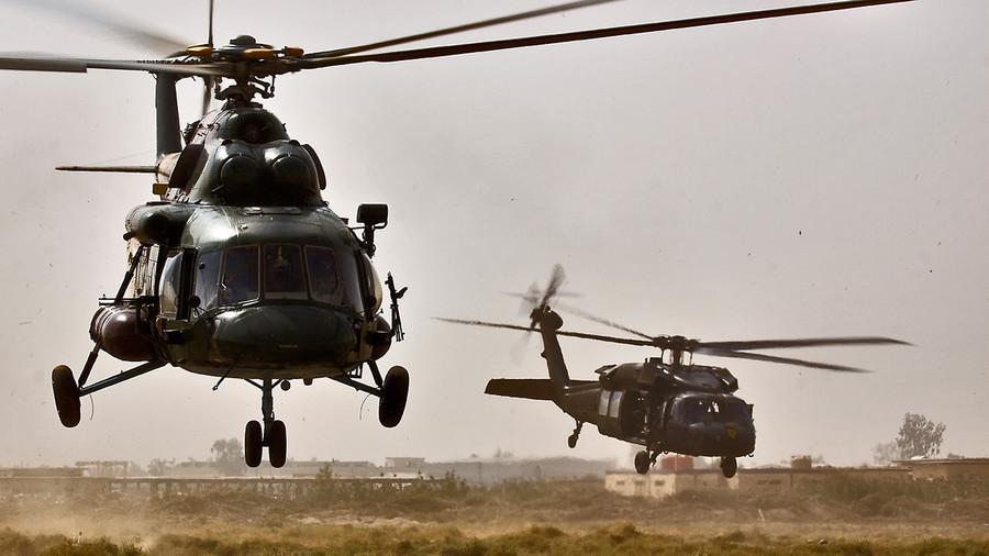 100 trực thăng Taliban bay rợp trời ư, Nga đảm bảo viễn cảnh kinh hoàng đó không xảy ra! - Ảnh 1.