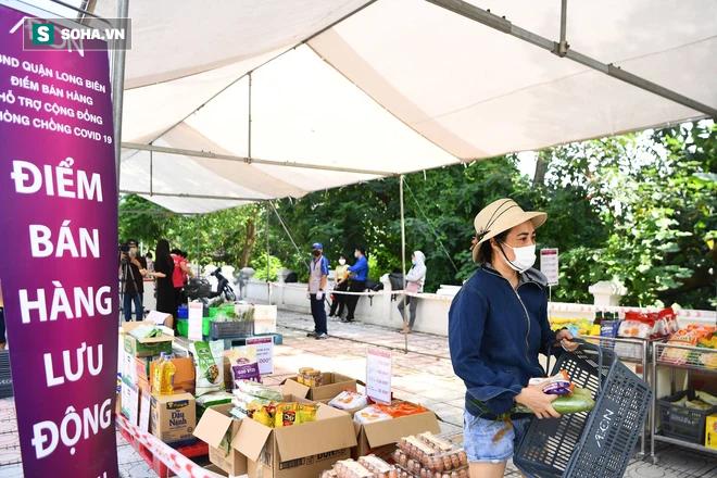 Hà Nội đã có xe bán hàng lưu động, hoạt động từ 9h30 mỗi ngày - Ảnh 2.