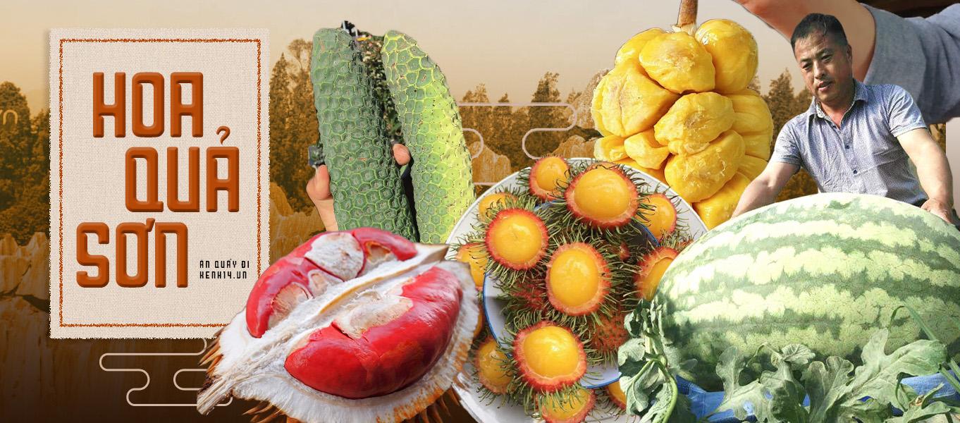 Hoảng hồn với trái sầu riêng nặng tới 23kg ở nước bạn, từ lúc thu hoạch tới khi xẻ ra đều khiến người ta giật mình - Ảnh 5.