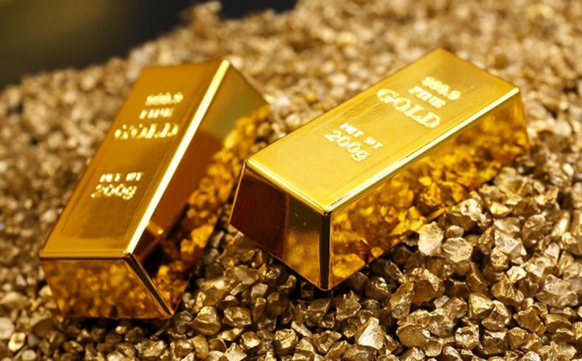 Giá vàng hôm nay 13/9: Biến động trái chiều đầu tuần mới khi đồng USD tăng nhẹ - Ảnh 1.