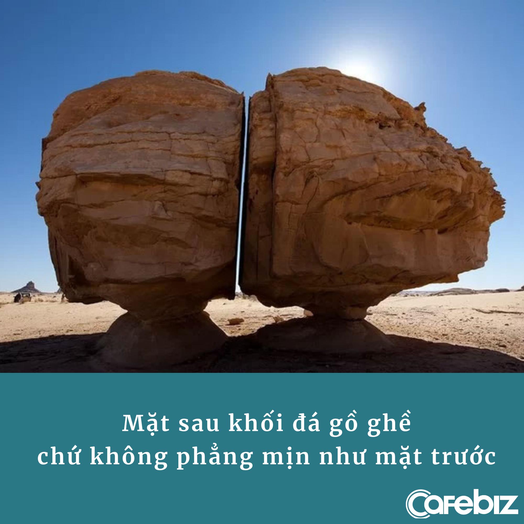 Khối đá vạn năm tuổi, nặng cả trăm tấn bị chia đôi hoàn hảo bởi vết cắt bí ẩn - Ảnh 2.