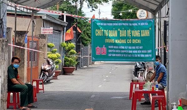 """Đồng Nai: Từng bước mở cửa """"vùng xanh"""", khôi phục các hoạt động sản xuất, kinh doanh - Ảnh 1."""