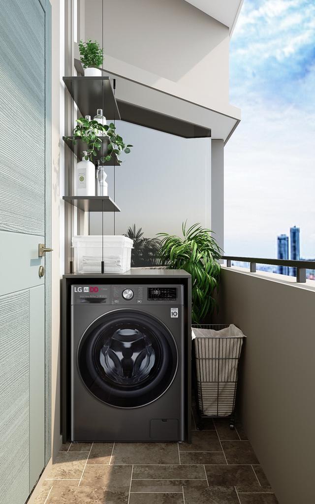 Tưởng dùng máy giặt - sấy riêng là tốt nhất nhưng nhiều chị em lại ủng hộ mua máy kiêm 2 chức năng, vì sao lại có sự quay xe này? - Ảnh 3.