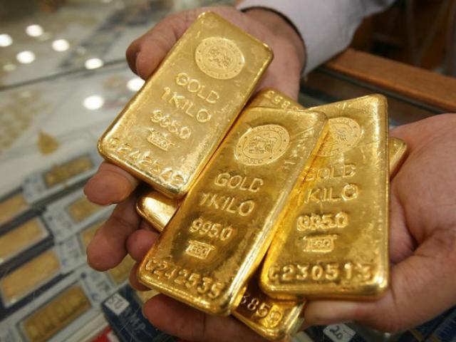 Giá vàng hôm nay 15/9: Lạm phát thấp, vàng trở lại trên ngưỡng 1.800 USD - Ảnh 1.