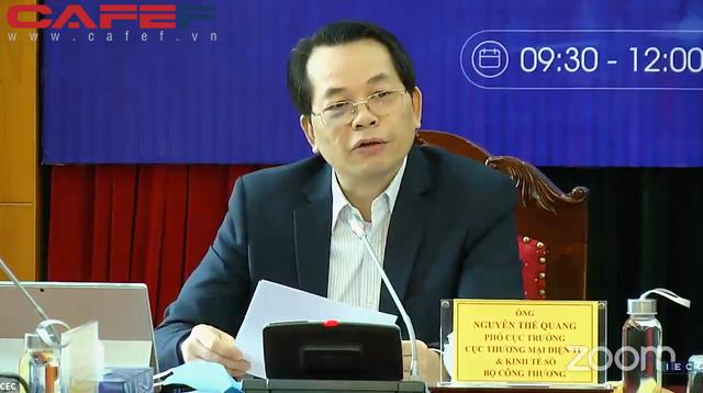 Phó Chủ tịch Hiệp hội Thương mại điện tử: Đại dịch đã đẩy nhanh tiến độ phát triển ứng dụng cho TMĐT từ 1-2 năm, duy trì tốc độ tăng trưởng 30-35%/năm - Ảnh 1.