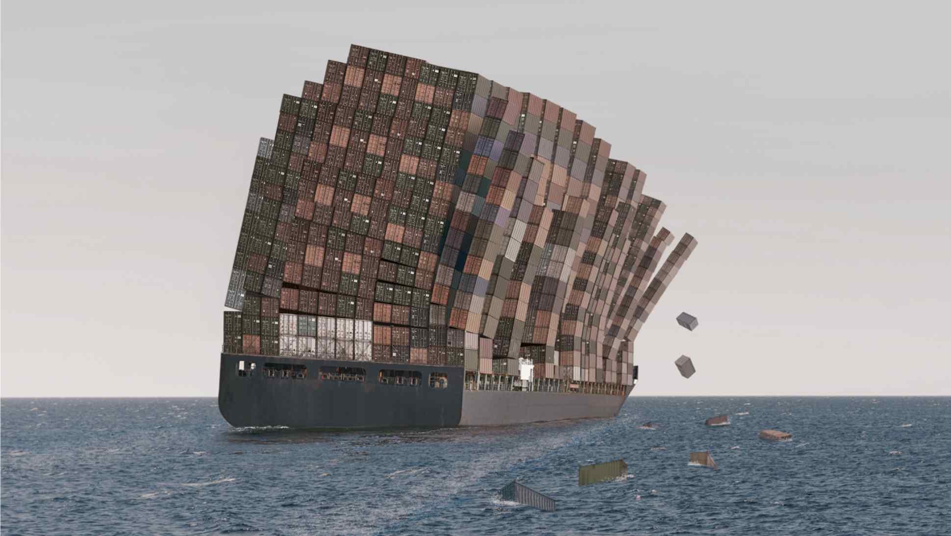 Hỗn loạn trên biển : Phong tỏa bởi Covid-19 làm vận tải quốc tế mắc cạn, thuyền viên bí  bách, tự sát nhưng khi nhu cầu bùng nổ khiến tàu biển và container thiếu hụt trầm trọng, giá cả đội lên gấp bội - Ảnh 1.