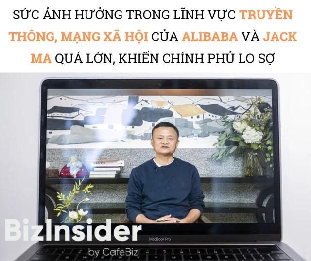 Nguyên nhân sâu xa khiến Jack Ma ngã ngựa: Alibaba có cổ phần ở hầu hết các tờ báo, mạng xã hội ở Trung Quốc, từng có quyền sinh, quyền sát với bất kỳ thông tin nào trên Internet - Ảnh 3.
