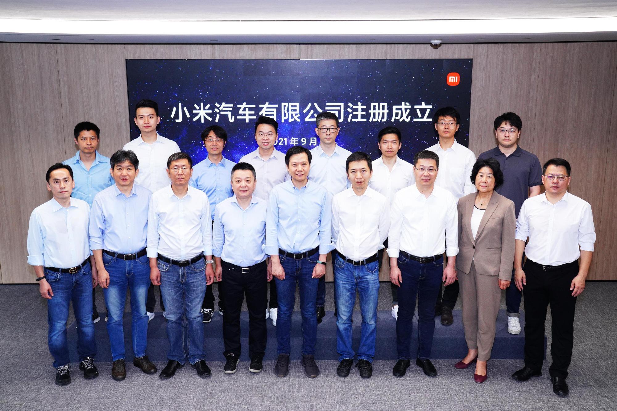 Sắp xuất hiện xe điện thông minh của Xiaomi, đại chiến ngành ô tô điện ngày càng khốc liệt - Ảnh 1.