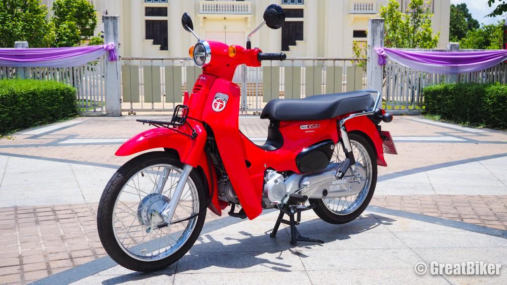 Ra mắt xe máy Super Cub phá đảo tiết kiệm xăng, uống 1,4 lít/100km, giá cực thơm - Ảnh 1.
