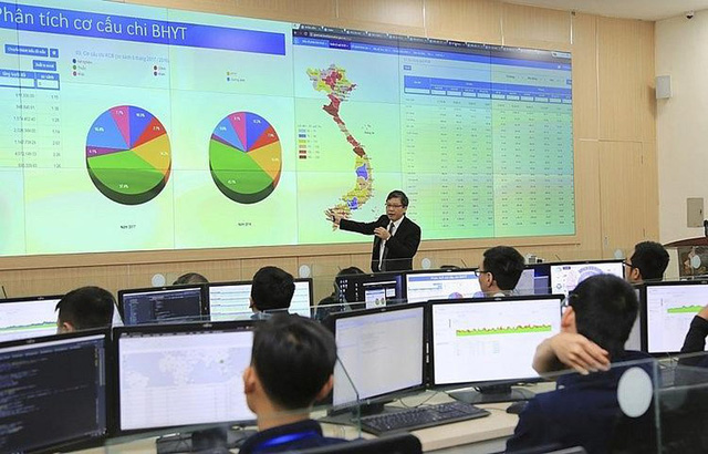 BHXH 3 năm liên tiếp dẫn đầu các cơ quan thuộc Chính phủ về ứng dụng CNTT  - Ảnh 1.