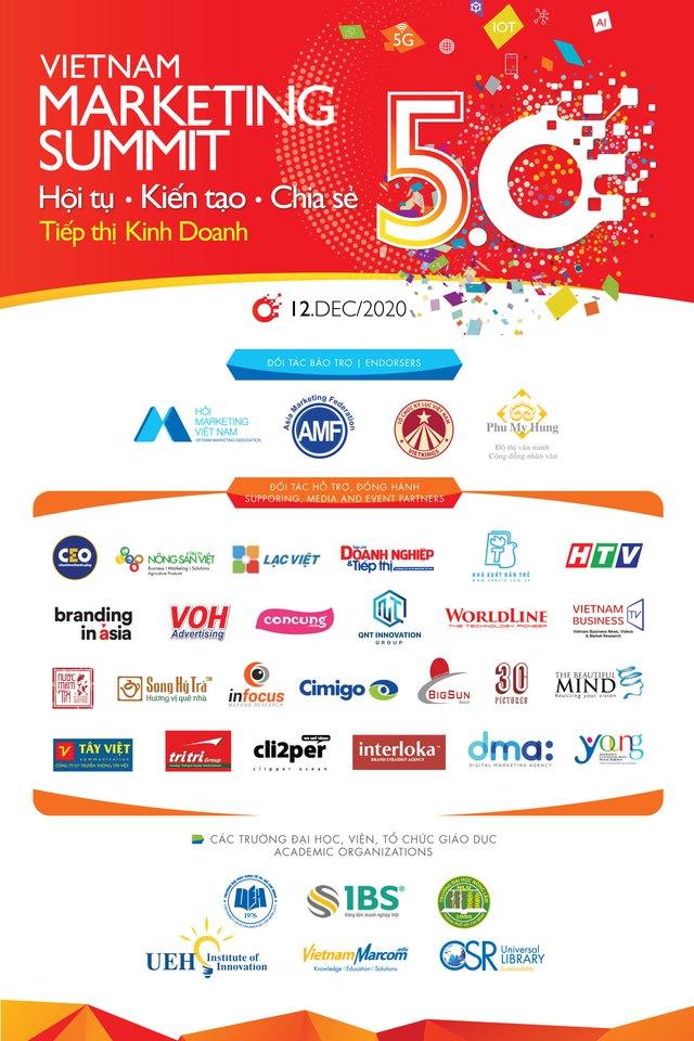 Vietnam Marketing Summit 5.0: 'Tái định hình' giá trị cơ bản vai trò marketing trong kinh doanh - Ảnh 4.