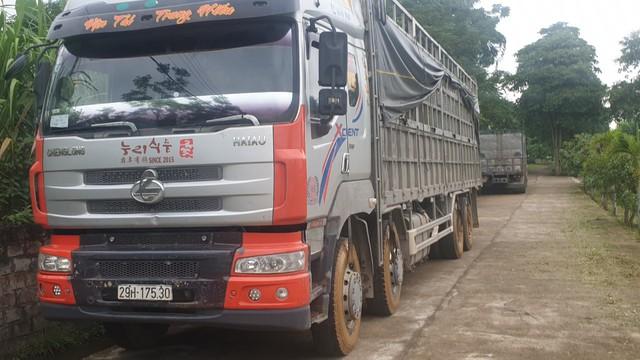 Nghệ An : Giải pháp nào quản lý nạn khai thác, vận chuyển khoáng sản trái phép  - Ảnh 3.