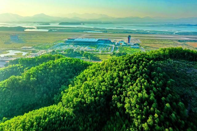 Khám phá không gian 'resort' tại Sân bay khu vực hàng đầu châu Á 2020 - Ảnh 1.