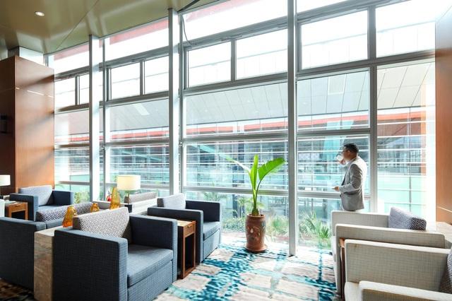 Khám phá không gian 'resort' tại Sân bay khu vực hàng đầu châu Á 2020 - Ảnh 7.