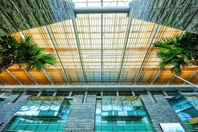 Khám phá không gian 'resort' tại Sân bay khu vực hàng đầu châu Á 2020 - Ảnh 9.