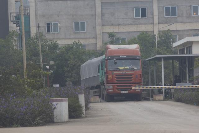 """Thanh Hóa: Những xe tải Logo """"Vip"""" của doanh nghiệp đang tung hoàng tại Tx Bỉm Sơn - Ảnh 3."""