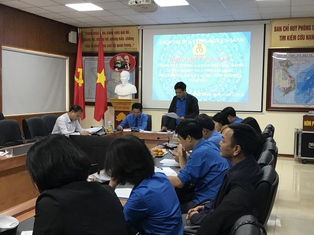 Thái Bình: Tổng kết phong trào thi đua cụm khối công đoàn ngành - Ảnh 2.